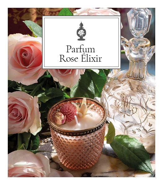 Parfum Rose Élixir