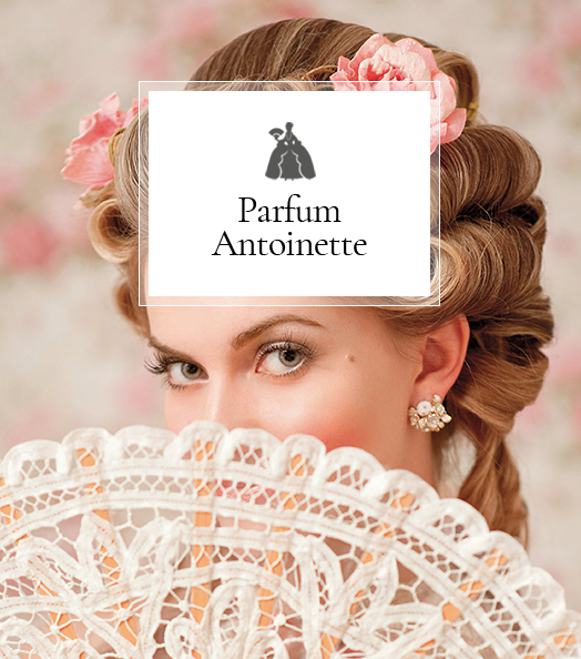 Nouveau parfum Antoinette