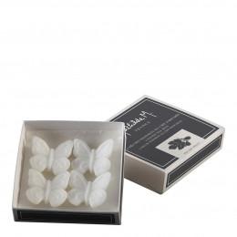 Boîte 4 décors fondants Papillons - Figuier Dolce