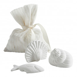 Pochon 3 décors parfumés - Fleur de Néroli