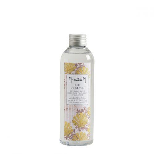 Recharge pour diffuseur de parfum d'ambiance 200 ml - Fleur de Néroli