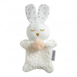 Mini toudoux lapin Petit Carrousel