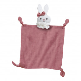 Mini toudoux lapin Petite Reine