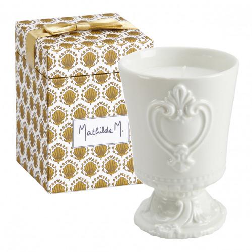 Bougie parfumée Cabinet des Merveilles 120 g - Rose Élixir