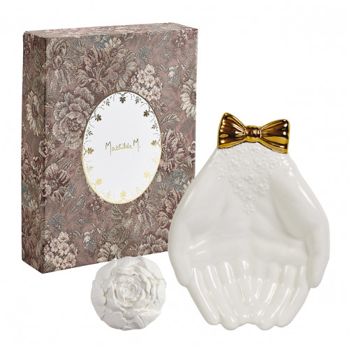 Coffret décor parfumé Fleur Cabinet des Merveilles - Marquise