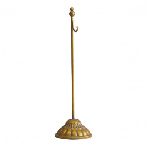 Présentoir pour décor parfumé doré - Petit modèle